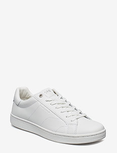 T305 LOW CLS M - lave sneakers - white-white