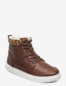 T270 Hgh Fur K - high tops - tan
