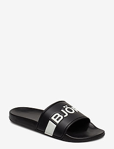 HARPER II M - pool sliders - black