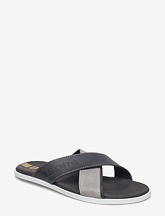 Gavan Alc M - sandals - navy/grey