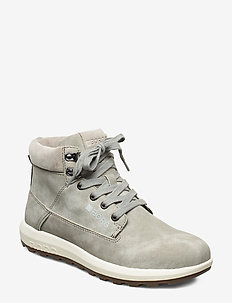 R800 Hgh Fur W - high top sneakers - light grey