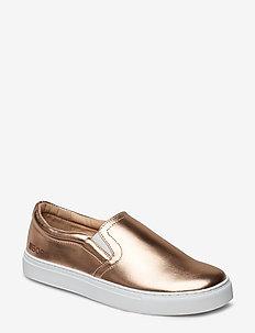 T280 Low Npu Met W - slip-on sneakers - rose gold