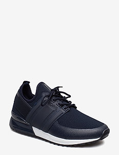 R220 LOW SCK KTP M - lave sneakers - navy
