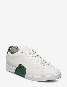 Clip M - WHITE-GREEN