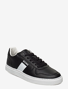 T220 LOW TMP M - laag sneakers - black-white