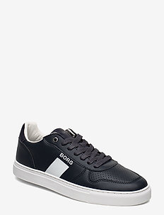 T220 LOW TMP M - low tops - navy-white
