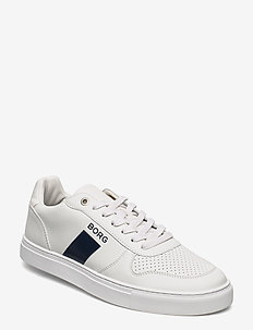 T220 LOW TMP M - laag sneakers - white-navy