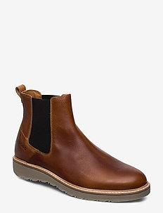 RUMEN CHS TMB M - chelsea boots - tan