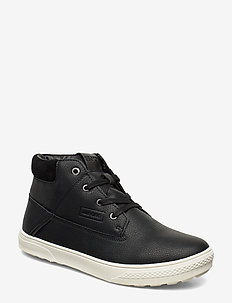 T1400 MID TMP M - höga sneakers - black