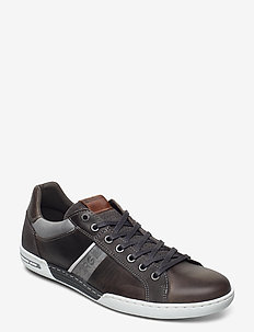 COLTRANE NU RST M - laag sneakers - dark grey