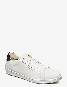 TOBIE BSC M - baskets basses - white