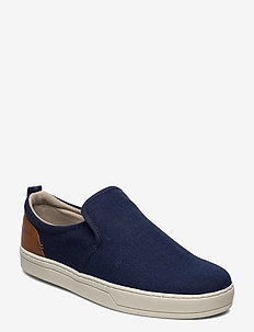 L410 CVS M - slip-on schoenen - navy