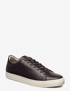 JORDEN LEA M - lav ankel - dark brown