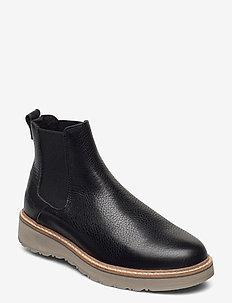 RUGETTA CHS TMB W - chelsea boots - black