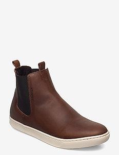 JORDEN CHS W - chelsea boots - tan