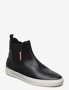 COLLIN CHS M - chelsea boots - black