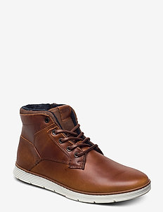 BAX MID M - baskets montantes - tan