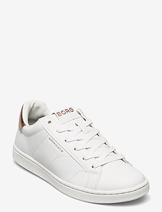 T305 CLS BTM W - lage sneakers - white-rose gold