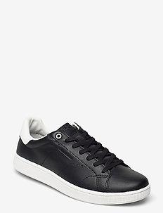 T305 CLS BTM M - laag sneakers - black-white