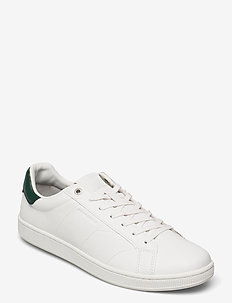 T305 CLS BTM M - laag sneakers - white/green