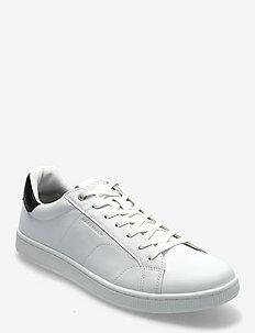 T305 CLS BTM M - låga sneakers - white/navy