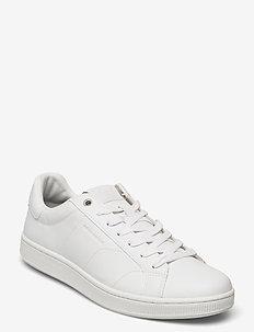 T305 CLS BTM M - baskets basses - white/white