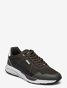 R1200 LMN M - laag sneakers - olive