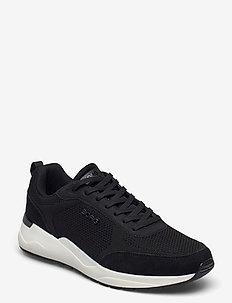 R1900 KNT M - laag sneakers - black
