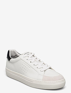 T1600 BSC M - laag sneakers - white-black