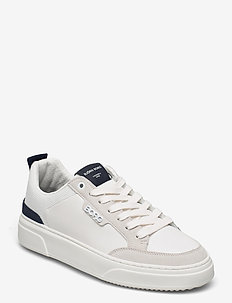 T1900 NYL M - laag sneakers - white-navy