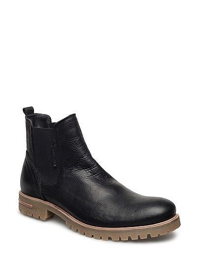 Kevin Chs Shoes Chelsea Boots Schwarz BJÖRN BORG