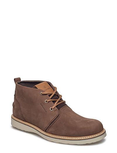 Milko 02 Mid M - DARK BROWN