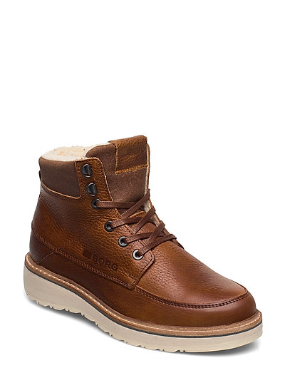 Rugetta Hgh Tmb W Shoes Boots Ankle Boots Ankle Boot - Flat Braun BJÖRN BORG