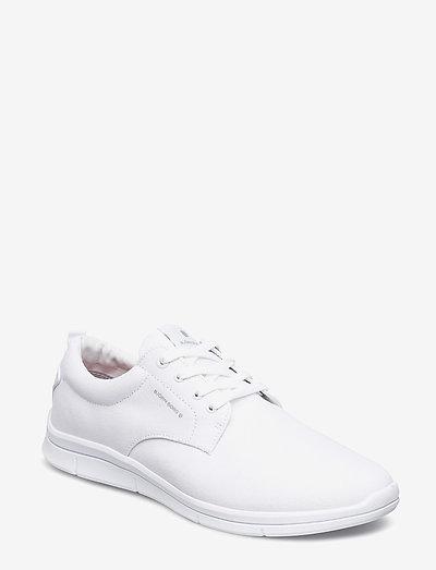 X200 LOW CVS M - lave sneakers - white
