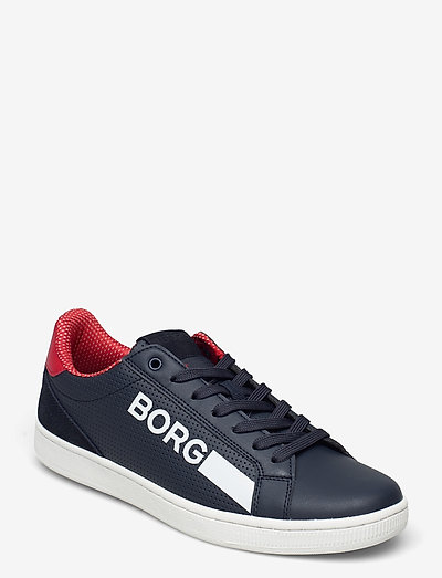 T330 Low Ctr Prf M - lave sneakers - navy/red