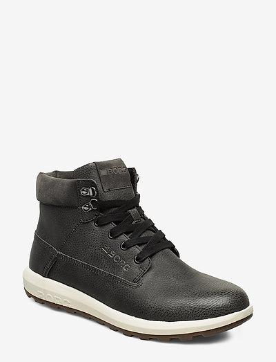 R800 HGH HKG M - høje sneakers - black