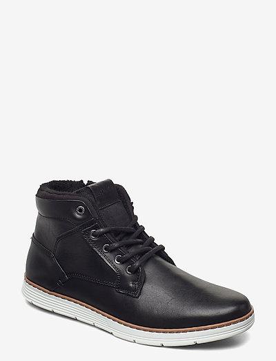 BAX MID M - høje sneakers - black