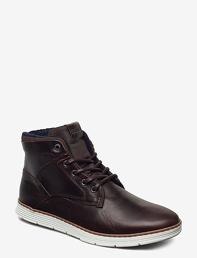 BAX MID M - høje sneakers - dark brown