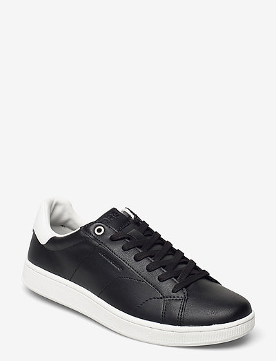T305 CLS BTM M - lave sneakers - black-white