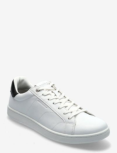 T305 CLS BTM M - lave sneakers - white/black
