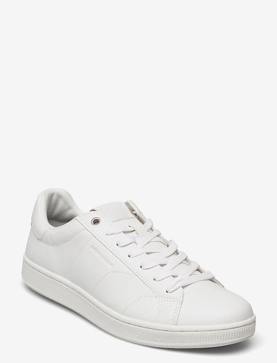 T305 CLS BTM M - lave sneakers - white/white