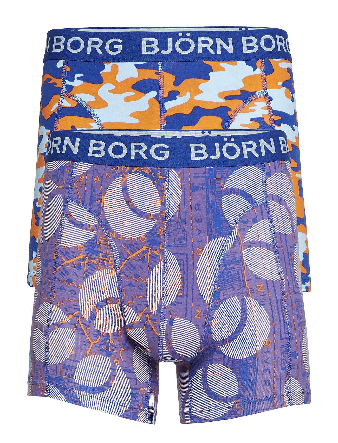 Björn Borg SHORTS BB MANHATTAN TENNIS & BB NY CLOUDS 2p - SURF THE WEB
