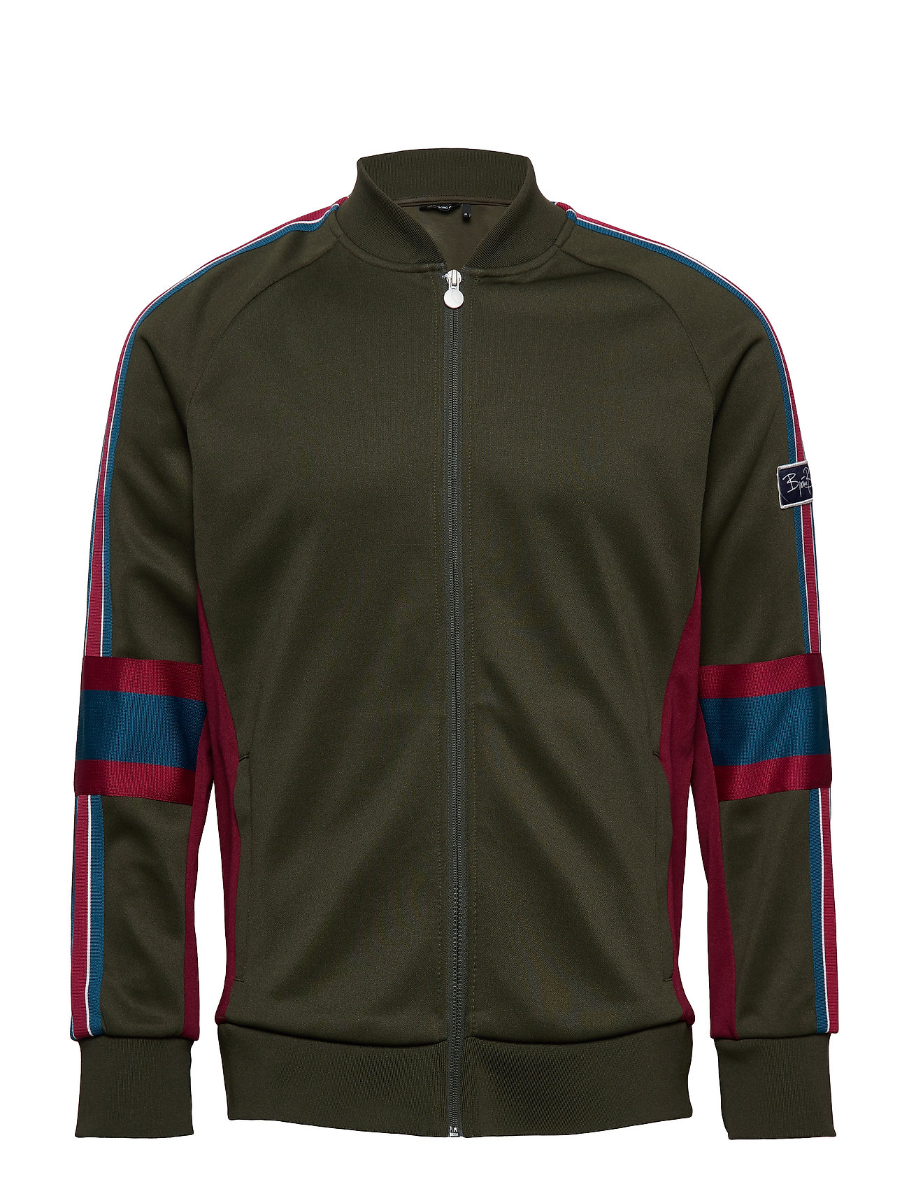 Björn Borg TRACK JACKET ARCHIVE - FOREST NIGHT