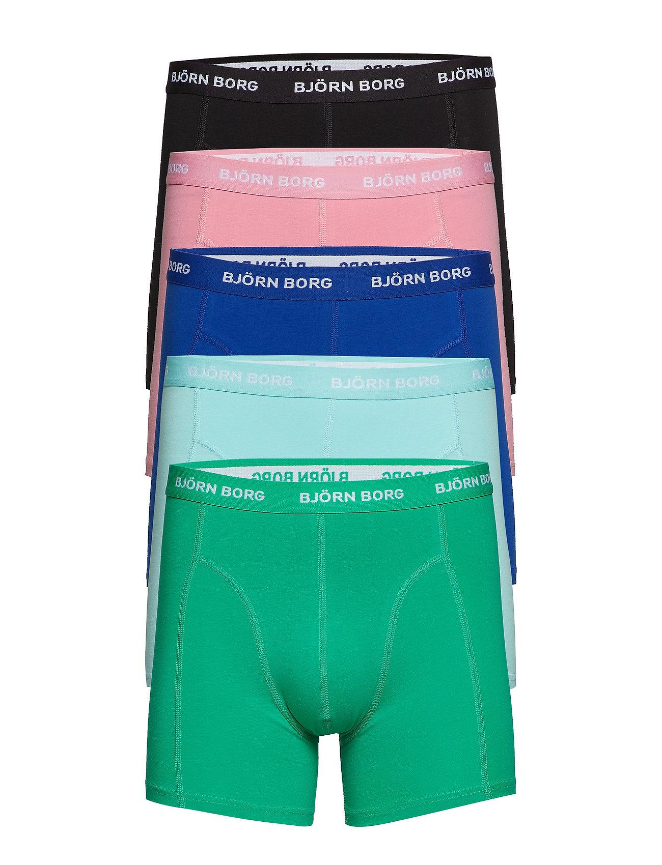 Borg Shorts Solid Seasonal 5psachet PinkBjörn jL5A4R