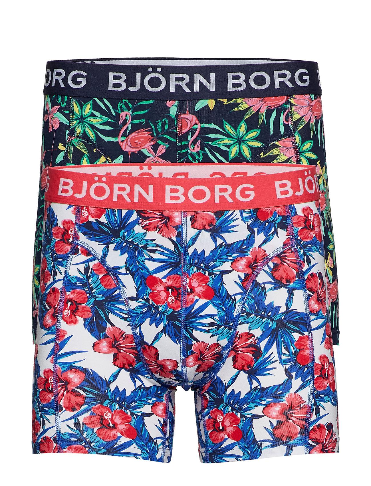Exoticamp; Bb Shorts Flower 2ppeacoatBjörn Borg vnN08wOm