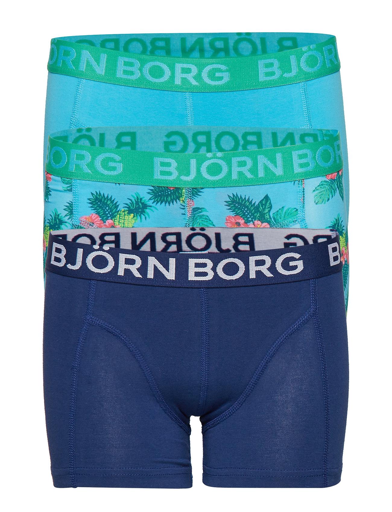 Björn Borg SHORTS BB PARADISE MINI 3p