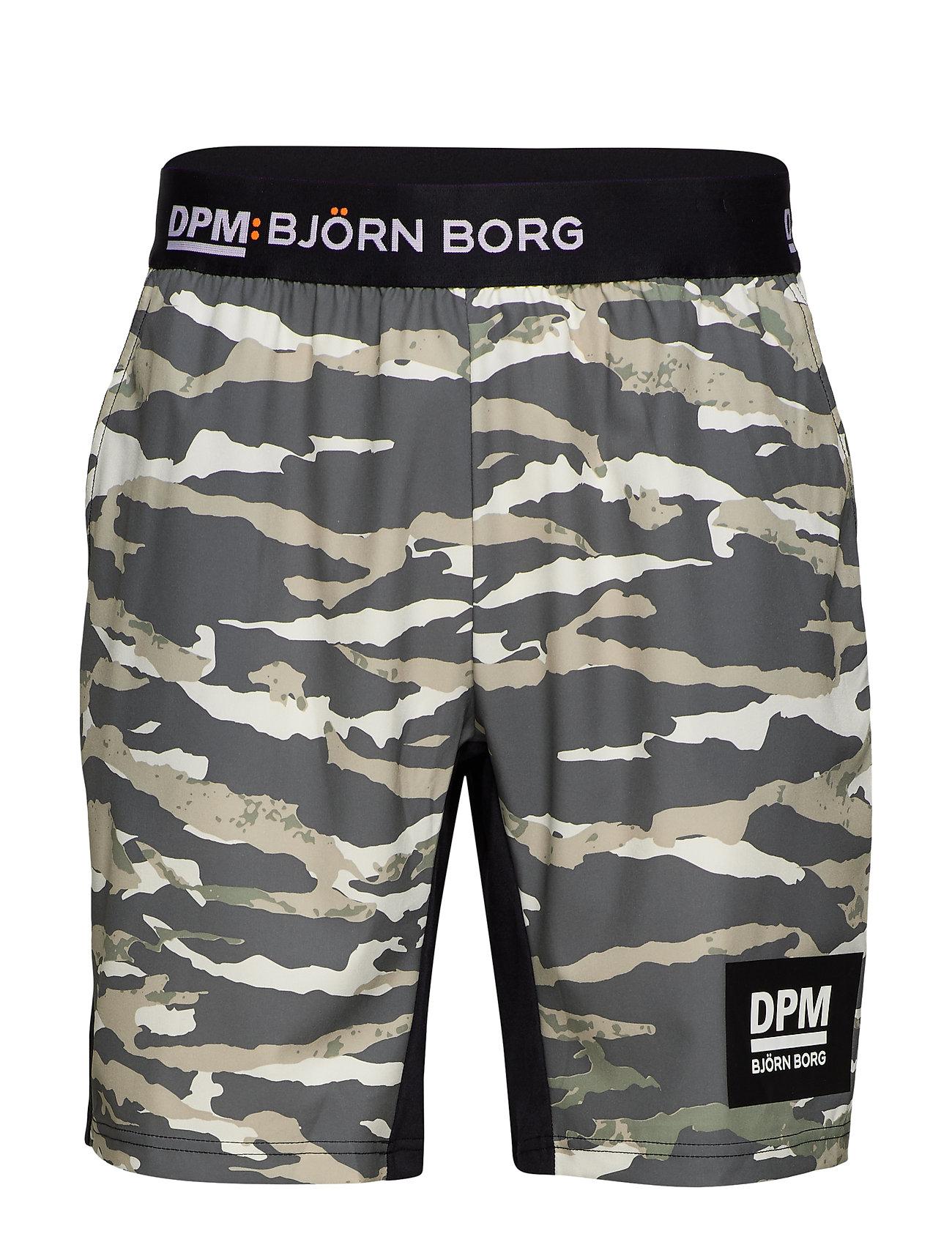 Björn Borg AUGUST SHORTS - TIGERSTRIPE MURALE JUNGLE