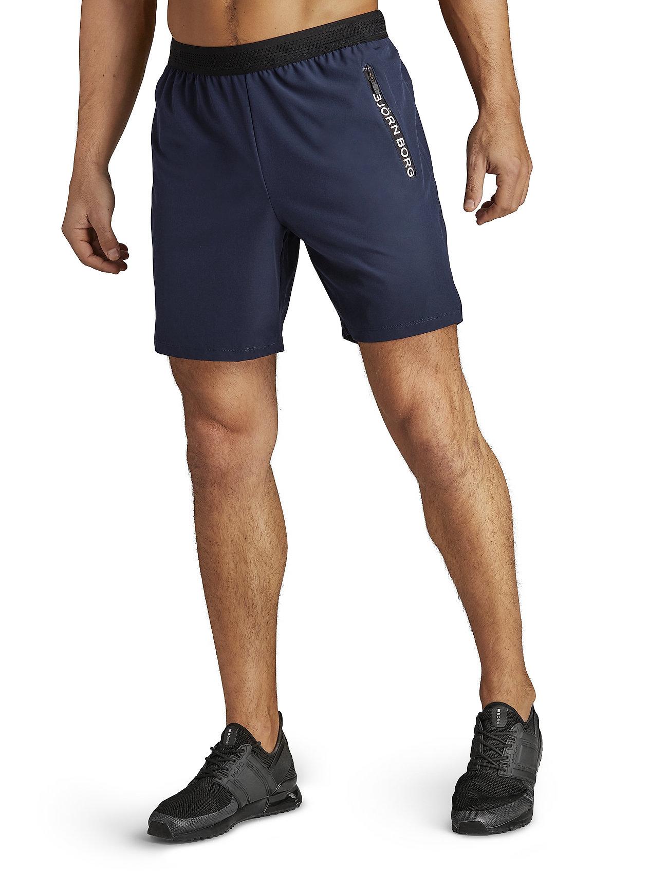 Björn Borg - ADILS SHORTS - training shorts - peacoat