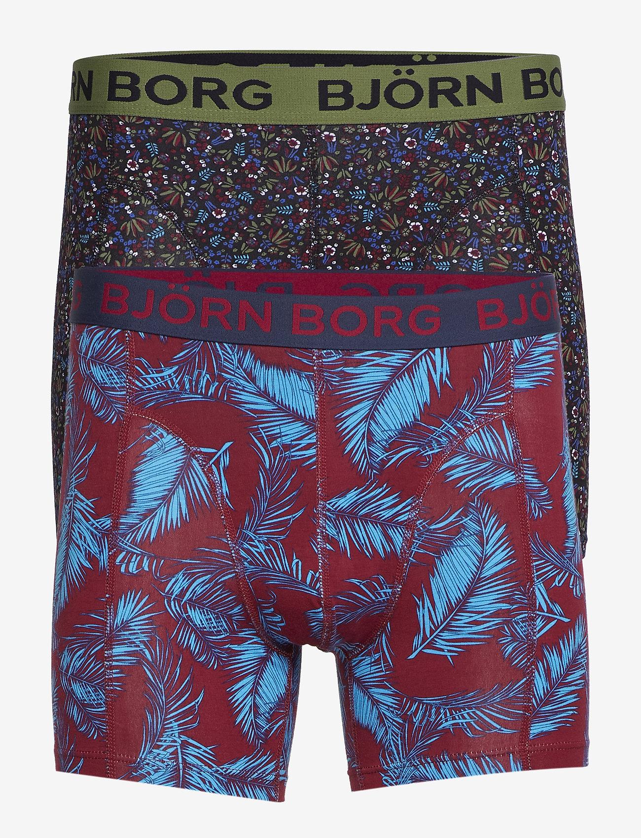 Bjorn Borg Shorts Bb Flower 1p Boxer Shorts