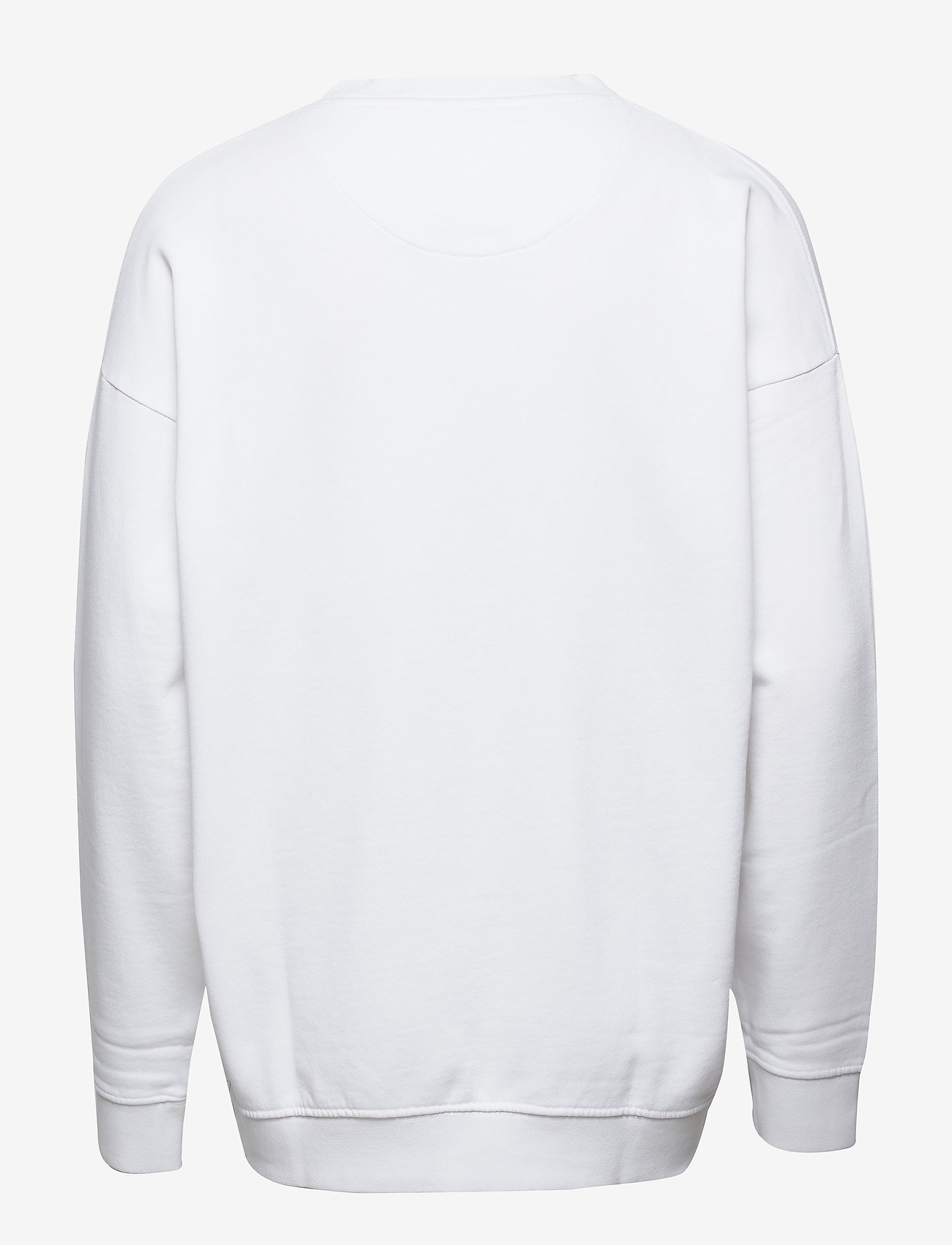 Björn Borg - CREW ARCHIVE LOOSE ARCHIVE - sweatshirts - brilliant white - 1